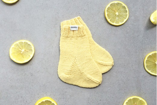 "HAPPY SOCKS ""LEMON"""